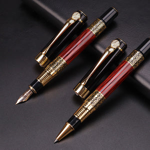 M 【Buy 1 Free 1】Japanese Fountain Pen 4rd Generation Inheritor - Yinaje