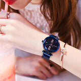 M Magnet Star Watch【Cash on delivery】 - Yinaje