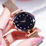 M 2019 Diamond Magnetic Lazy Ladies Watch【Cash On Delivery】 - Yinaje