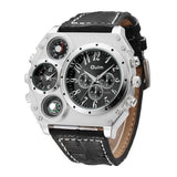 M Multi-time Zone Men's Brand Watches【Cash on delivery】 - Yinaje