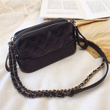 N 2019 fashion rhombic chain bag(COD) - Yinaje