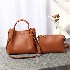 M Women's 2 pcs bag set 【Buy 1 Free 1】 - Yinaje