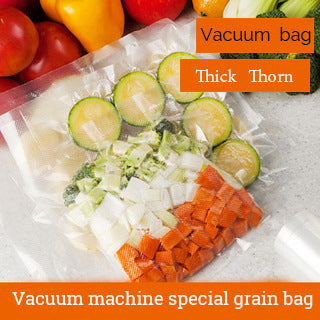 M Food vacuum bag with line special single-sided textured roll bag【Cash on delivery】 - Yinaje
