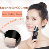 M Roller Moisturizing Nude Makeup Isolation Concealer CC Cream [Buy 1 Get 1 Free] - Yinaje