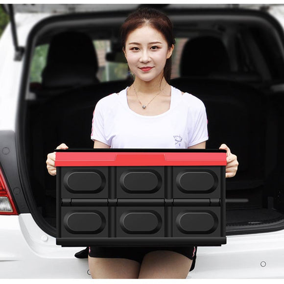 E Car folding storage box(cash on delivery) - Yinaje
