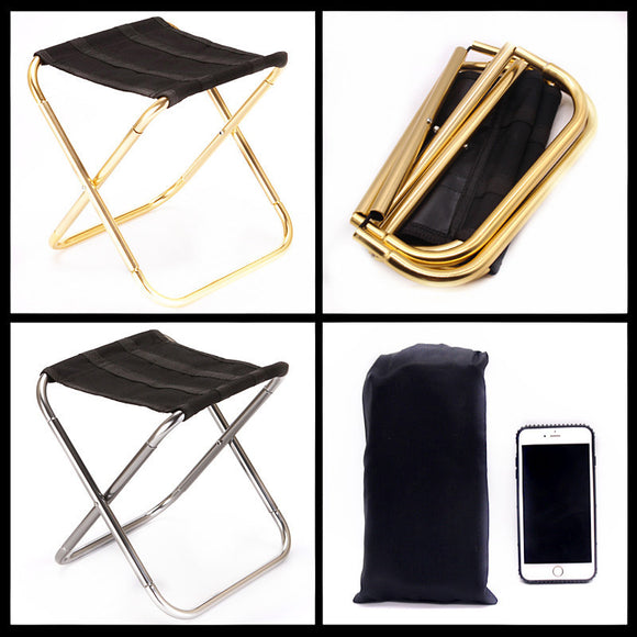 T Lightweight portable folding chair【Cash On Delivery】 - Yinaje