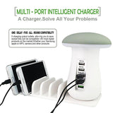 E Mushroom lamp usb multi-port charger【Cash On Delivery】 - Yinaje