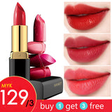 M Hankey-Glamorous-Red-Lipstick【Cash On Delivery】 - Yinaje
