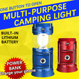 E Camping lantern-【cash on delivery】 - Yinaje