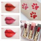 T Adorable cat lipstick gift set(COD) - Yinaje