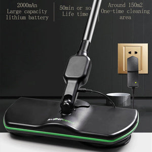 E Wireless electric mop (cleaning + waxing)【Cash On Delivery】 - Yinaje