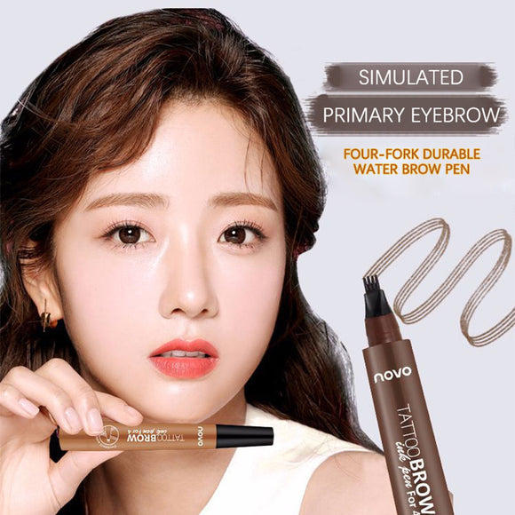 T waterproof eyebrow pencil (Buy 1 get 1 free)(COD) - Yinaje