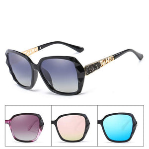 E 2018 European and American fashion ladies sunglasses【Cash On Delivery】 - Yinaje