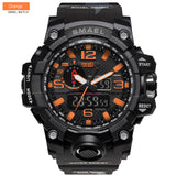 E Outdoor camouflage waterproof sports watch【Cash On Delivery】 - Yinaje