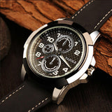 E Korean version of the racing sports fashion watch【Cash On Delivery】 - Yinaje