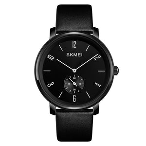 E Ultra-thin waterproof fashion men's watch【Cash On Delivery】 - Yinaje