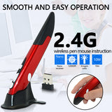 M 2.4G wireless mouse pen【Cash On Delivery】 - Yinaje