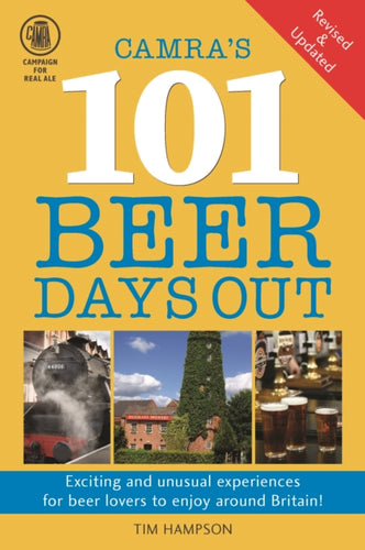 101 Beer Days Outs by Tim Hampson