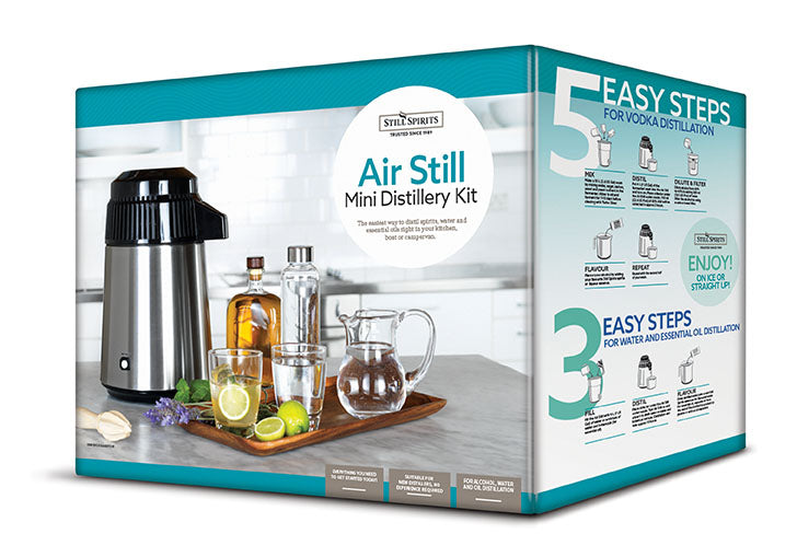 Still Spirits Air Still Mini Distillery Essentials Kit