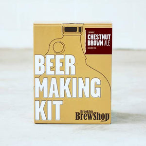 Brooklyn Brew Shop Chestnut Brown Kit