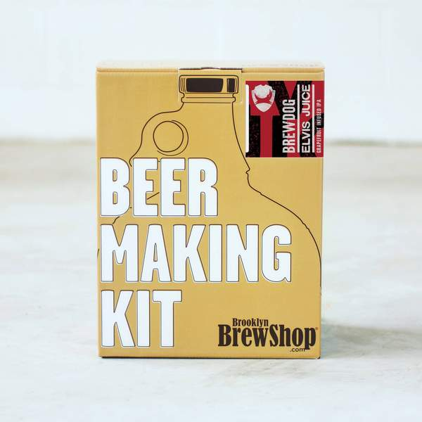 Brooklyn Brew Shop Elvis Juice Kit