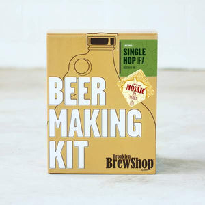Brooklyn Brew Shop Single Hop (Mosaic) IPA Kit