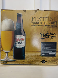 Festival Belgian Pale Ale World Beer Kit