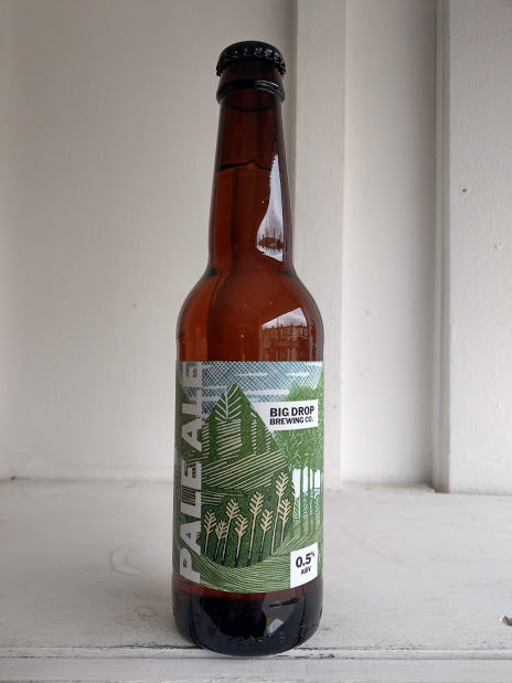 Big Drop Pale Ale 0.5% (330ml bottle)