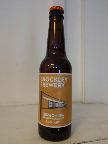 Brockley Session IPA 4.6% (330ml bottle)