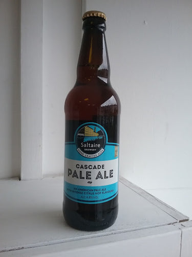 Saltaire Cascade Pale 4.8% (500ml bottle)