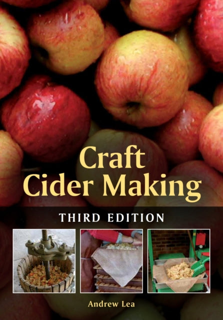 Craft Cider Making by Andrew Lea