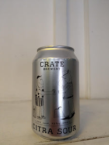 Crate Citra Sour 3.5% (330ml can)