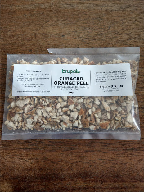 Curacao Orange Peel (50g)