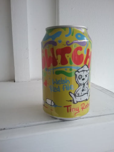 Tiny Rebel Cwtch 4.6% (330ml can)