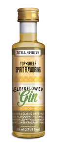 Top Shelf Elderflower Gin Essence