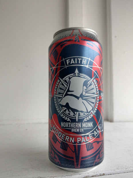 Northern Monk Faith 5.4% (440ml can)