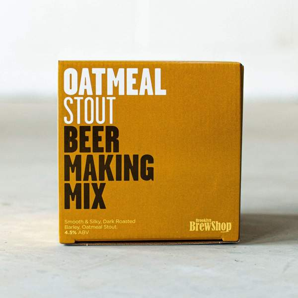 Brooklyn Brew Shop Oatmeal Stout Mix