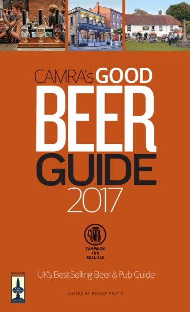Camra's Good Beer Guide 2017