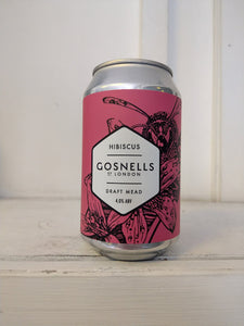 Gosnells Hibiscus Mead 4% (330ml can)