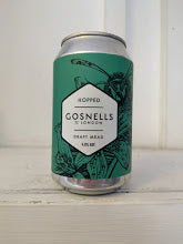 Gosnells Hopped Mead 4% (330ml can)