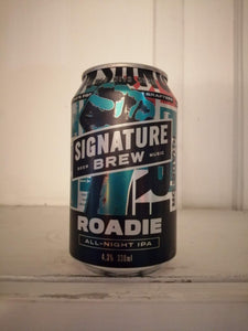 Signature Brew Roadie 4.3% (330ml can)