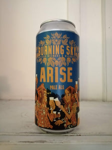 Burning Sky Arise 4.4% (440ml can)