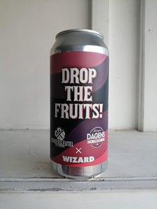 De Moersleutel  Drop The Fruits 6% (440ml can)