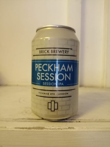 Brick Peckham Session 4.2% (330ml can)