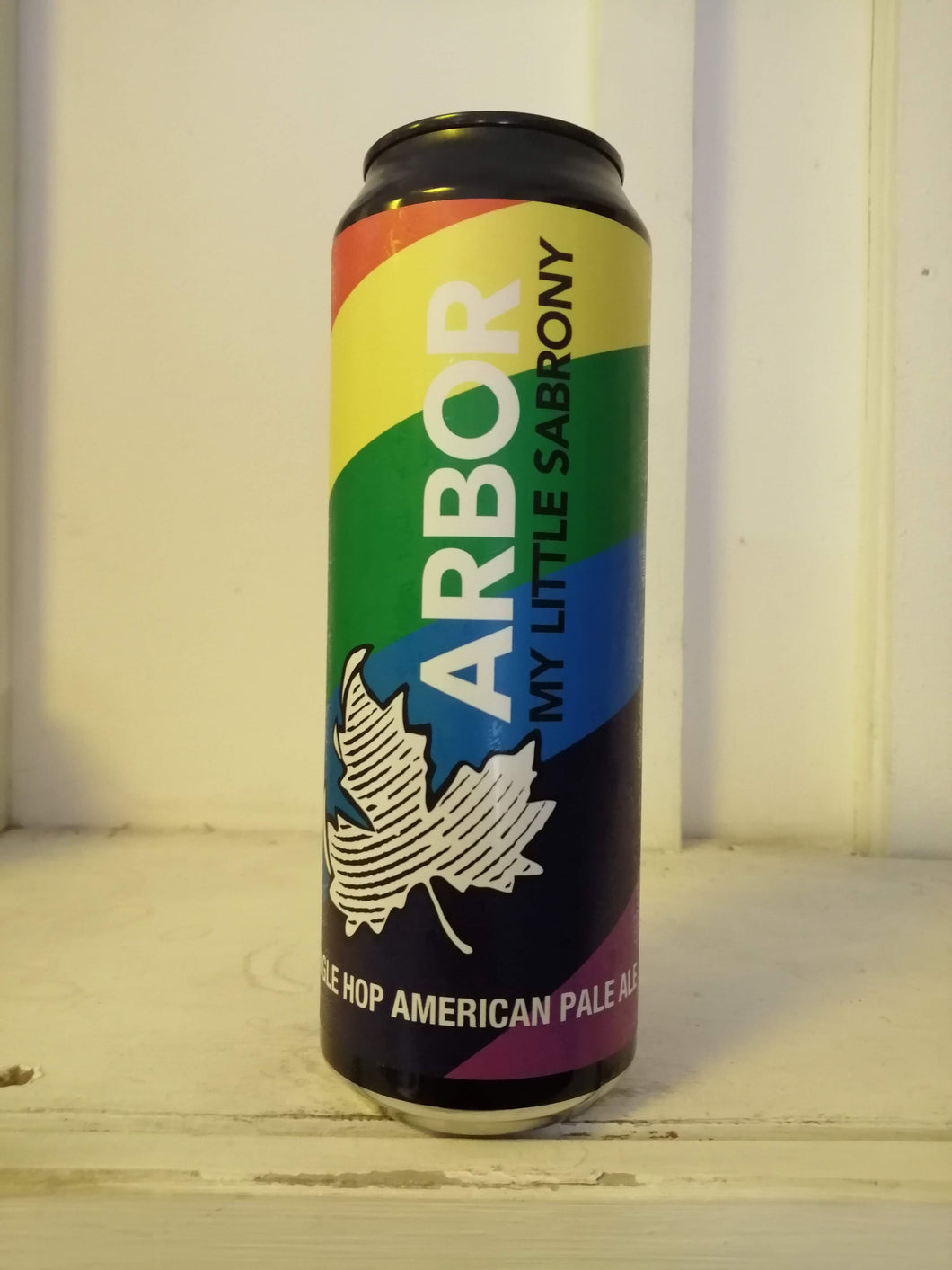 Arbor My Little Sabrony 5% (568ml can)