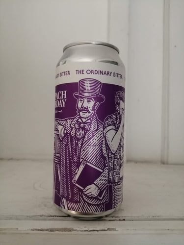 Anspach & Hobday The Ordinary Bitter 3.7% (440ml can)