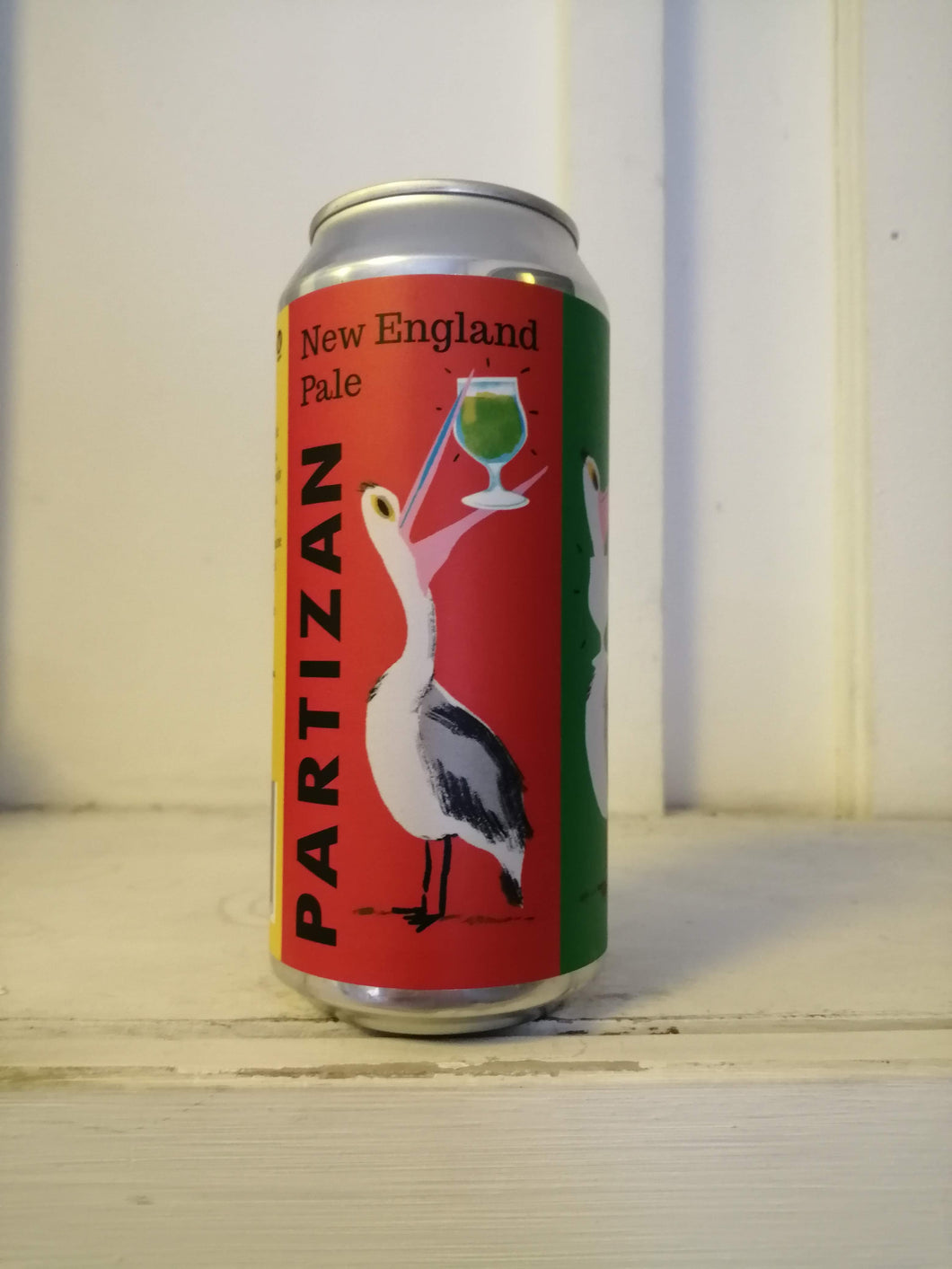 Partizan New England Pale 4.5% (440ml can)