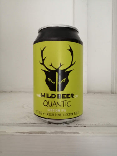 Wild Beer Quantic 4.7% (330ml can)