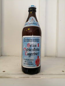 Schlenkerla Helles 4.3% (500ml bottle)
