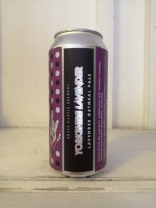 Brass Castle Yorkshire Lavender 4% (440ml can)